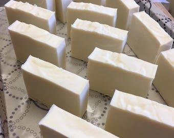 1 Bar - Handcrafted Lavender Scented Castile Soap