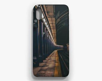Underground Phone case, iPhone X, iPhone 8/8 Plus, iPhone 7/7 Plus, iPhone 6 6S, iPhone 6 Plus 6S Plus, Samsung Galaxy S8/S8 Plus case