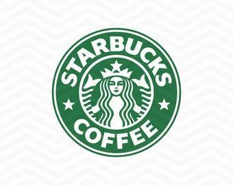 Starbucks Logo Outline