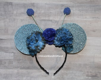 Stitch Floral Ears