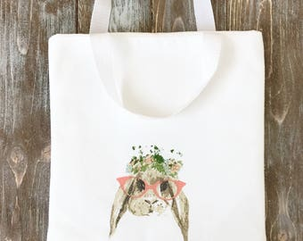 Ms. Smarty Pants Tote