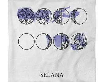 Selana Square Pillow Case only