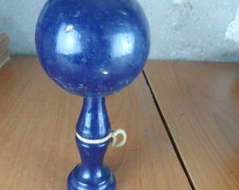 OLD VINTAGE wood BILBOQUET! Vintage game toy