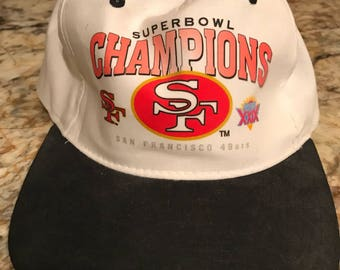 Vintage  Super Bowl XXIX New Era Snapback