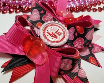 Love Valentine's Day Bow