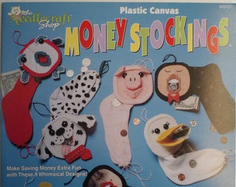Plastic Canvas Pattern book