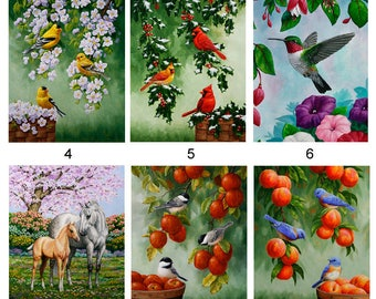 5D Diamond Mosaic Bird Animal Diy Diamond Embroidery Square Paste Full Cross Stitch Kit Diy Diamond Painting