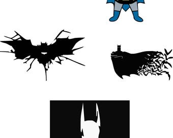 Batman svg - Batman vector