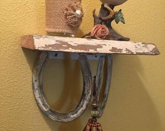 Horseshoe Shelf 8""