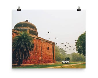 Indian Photography, New Delhi Print, India Photo, Wall Art, Home Decor, Travel Photography