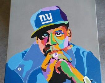JayZ painting