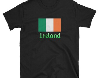 Ireland St Paddys Day Tee