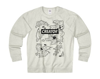 Map Creator Sweatshirt