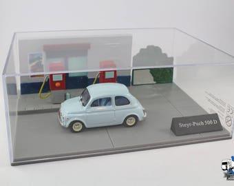 Fiat 500 STEYR-PUCH- 500D