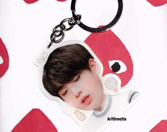 BTS Jungkook keychain 106