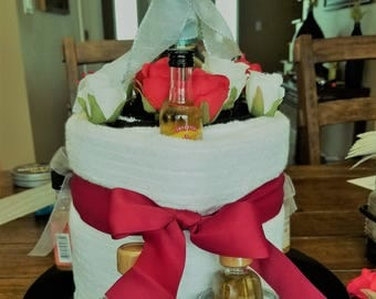 Towel Cakes Made just for you!