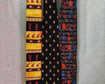 Jazz New Orleans Ties!