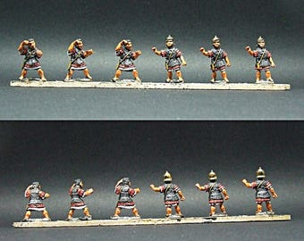 15mm Roman Artillerymen *Pro-Painted*