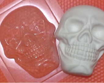 Soap mold, Icetray, Form for chocolate, Soap, Clean, the Creative, the Skull, Horrors, Heloween, the Skeleton