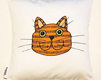 MAURICE pillowcase cat