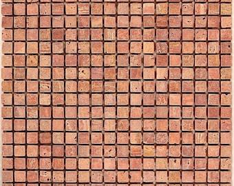 Mosaic stone Serena bath shower