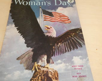 Woman's Day July 1943