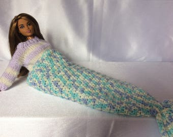 Mermaid Snuggle Sack