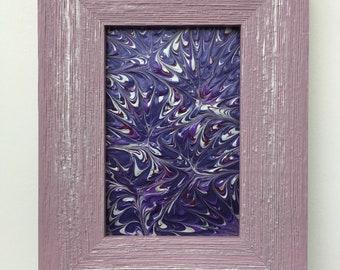 Shimmering Purple