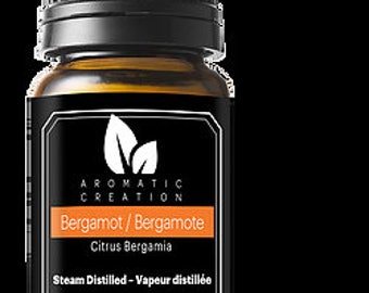 Bergamot-100% Essential Oil