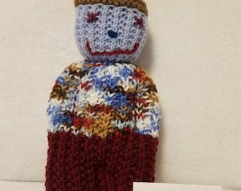 Knit Comfort Doll #1