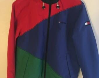 Vintage Tommy Colorblock Jacket