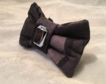 Camouflage Dog Bow Tie - X-Small