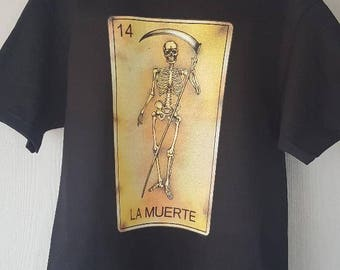 Loteria LA MUERTE T-Shirt
