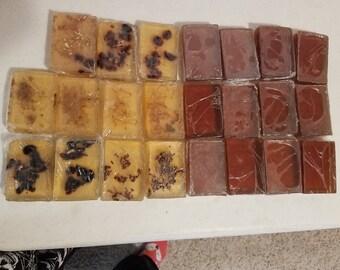Black African Soap Bars