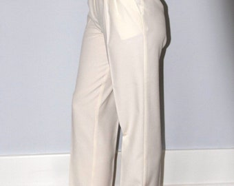 Vintage White Pants size 26