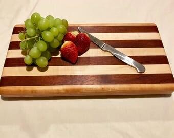 Custom Handmade Cutting or Wine & Cheese Board