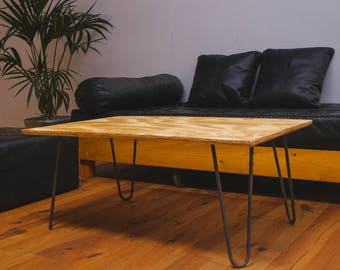 Industria Style Coffee Table