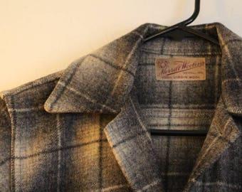 Merrill Woolens heavy coat