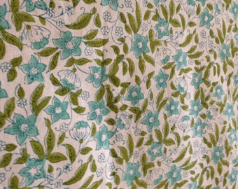 Tablecloth 'Periwinkle green' - 150x220cm