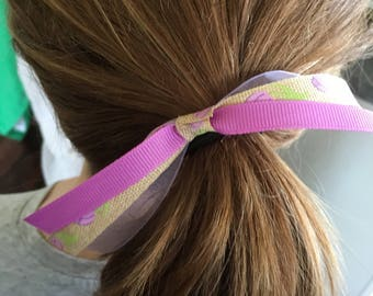 Tulip Ponytail Streamer