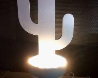 Bright Cactus! Customizable colors!
