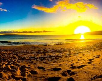 Scenic Photography - Ma'alaea, Hawaii ( Island of Maui )