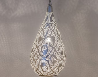 Elegance Filigrain Large Silver
