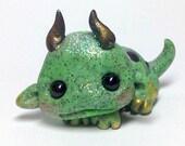 """Baby Goblin Trollfling Troll Dragon doll """"Deji"""" by Amber Matthies"""