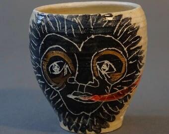 not today , monkey teacup