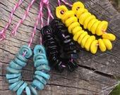Reserved for Lana Artisan Lampwork Beads SRA