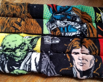 READY TO SHIP Weighted lap pad, Star Wars, 2 lb