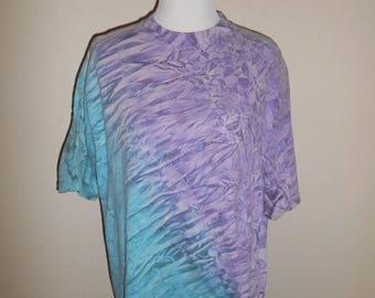 Closing Shop 40%off SALE 90s   tie dye t shirt hippie hippy   Cotton