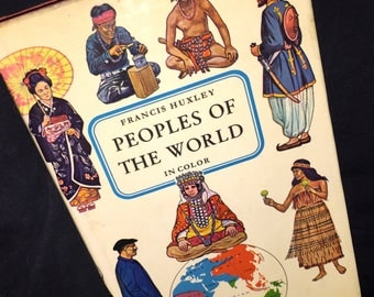 1964 Peoples of the World Book