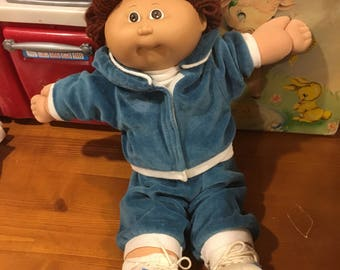 1984 Boy Cabbage Patch Kid